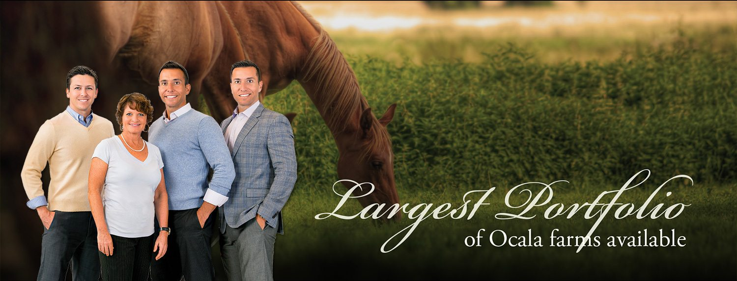 View the Largest Portfolio of Ocala Farms for Sale