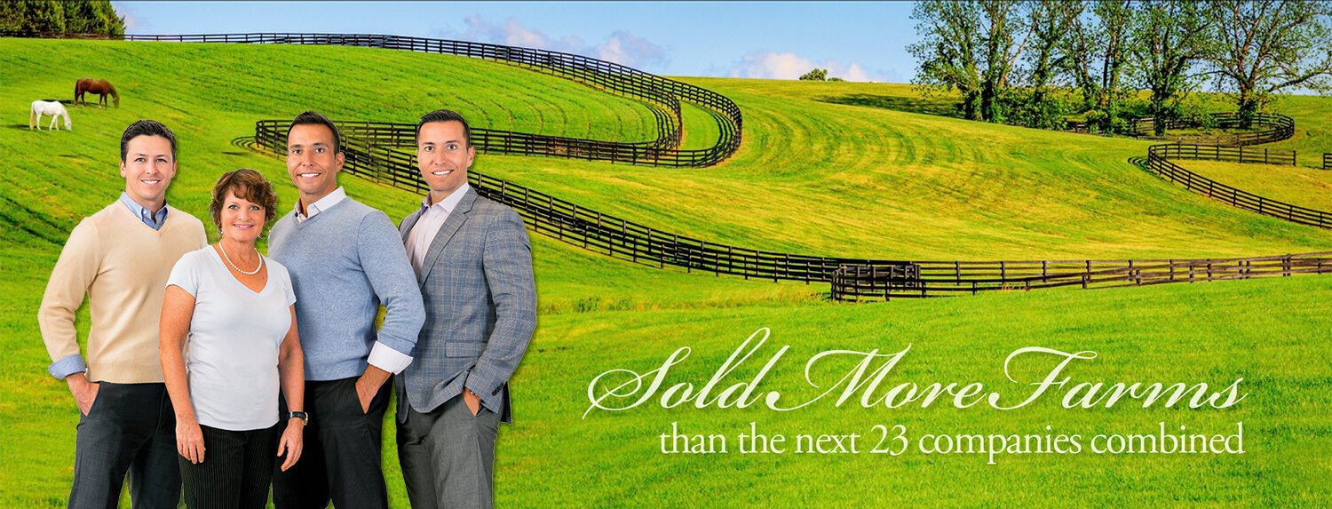 Sold more Ocala Horse Farms than the next 23 companies combined.