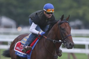 American Pharoah - AP Photo