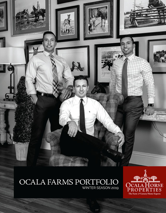 View the 2019 Ocala Farm Guide