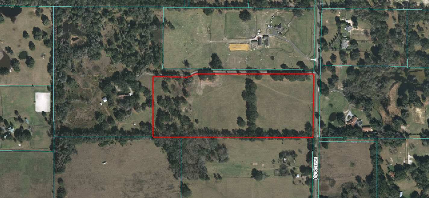 24.26 Acre Ocala Land - OHP3882