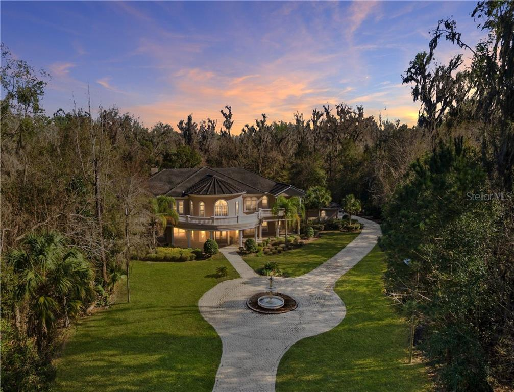 10,586 Sqft Ocala Luxury Home - OHP7760