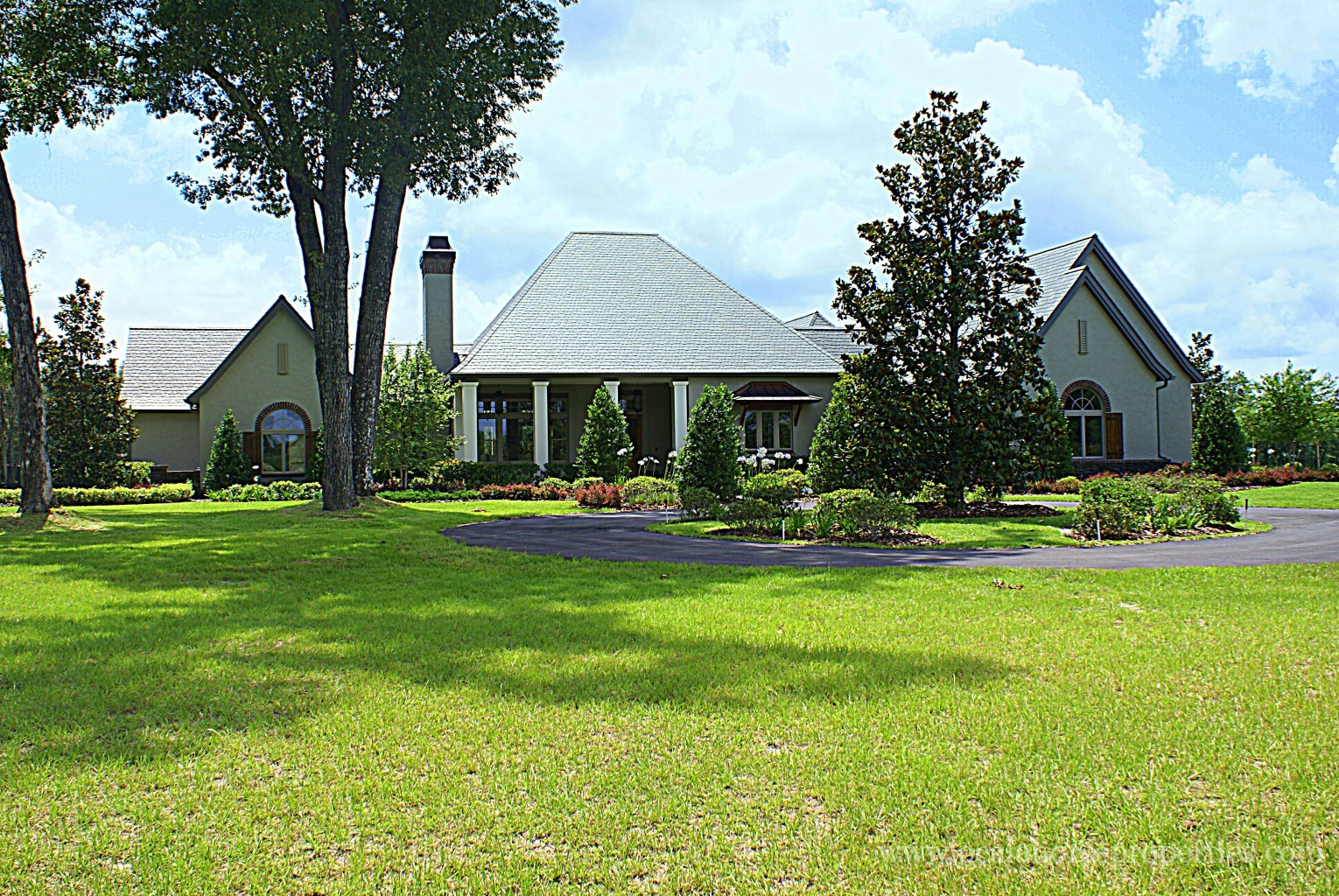 French Country Manor Estate Ocala Horse Farm For Sale
