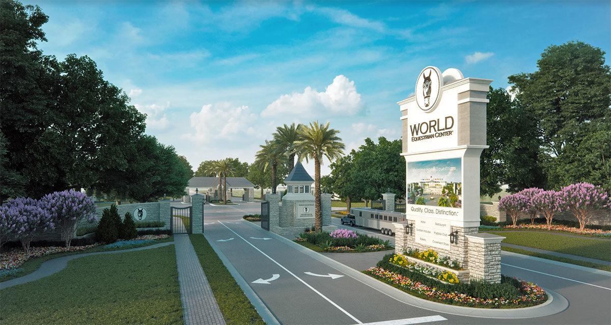 World Equestrian Center Ocala Opening Jan 2021 Ocala