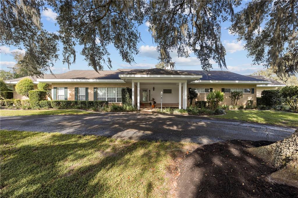 11,113 Sqft Ocala Luxury Home - OHP10362