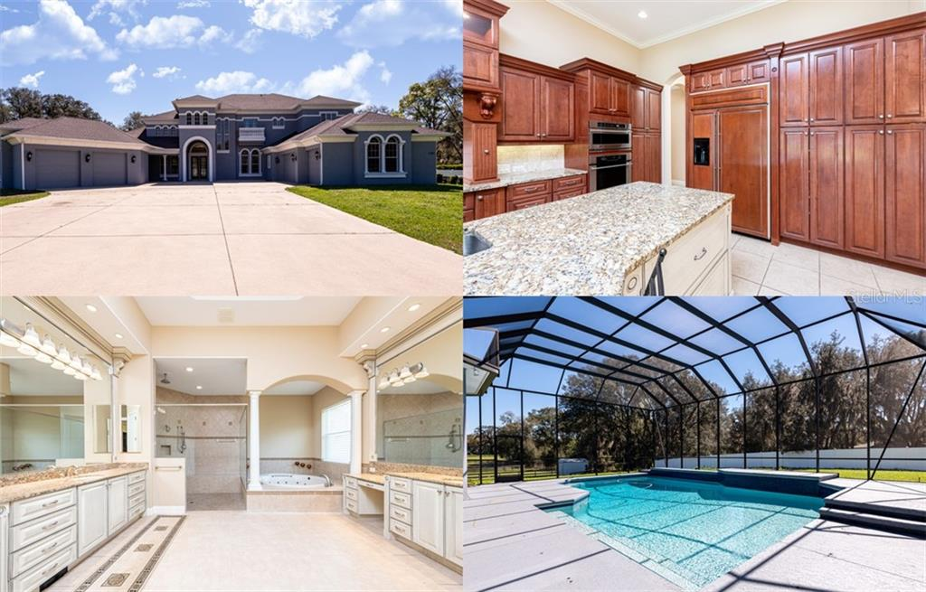 7,223 Sqft Ocala Luxury Home - OHP10948