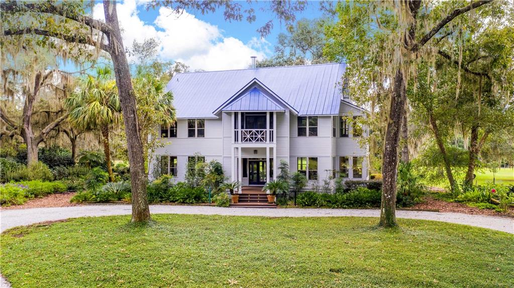 4,604 Sqft Ocala Luxury Home - OHP11011